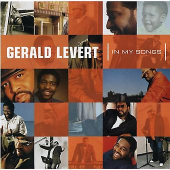 Gerald Levert - i mine sange [CD] USA import