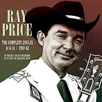 Ray Price - Price Ray-Complete Singlesas & Bs 195 [CD] USA import