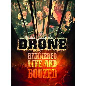 Drone - Hammered Live & Boozed [DVD] USA import