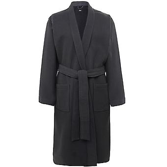 BOSS Waffle Texture Kimono Dressing Gown