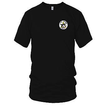 US Navy USS SS-197 Seawolf haftowane Patch - dzieci T Shirt