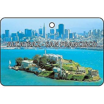 Alcatraz - San Francisco Car Air Freshener