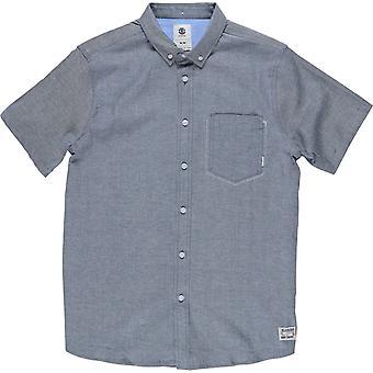 Elementet Greene Kortärmad skjorta