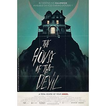 The House of the Devil Movie Poster (11 x 17)