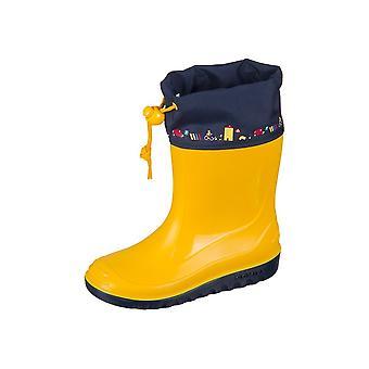 Romika Jerry Zitrone Blau 01002805 spædbørn sko