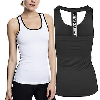 السيدات الكلاسيكية الحضرية-رياضة اللياقة البدنية التدريب خزان أعلى