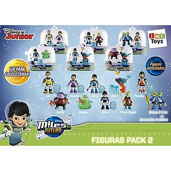 IMC Toys Pack 2 Figures Miles (Babies and Children , Toys , Preschool , Playsets , Dolls)