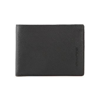 Piquadro Men Wallets Black