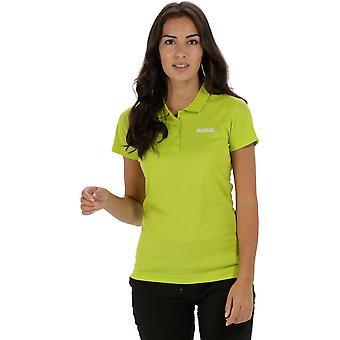 Regata das mulheres senhoras dissidente IV camisa de Polo Pique poliéster  seca rápido 186ae1a09a16b