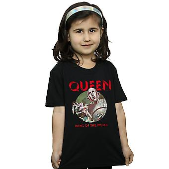 Queen Girls News Of The World T-Shirt