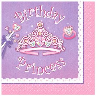 Birthday Princess Party Loot Bags