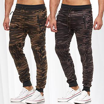 Men's sweatpants of BIker pants sports pants fitness jogging pants sweat Pant