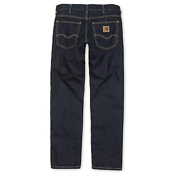 Carhartt Marlow Pant Straight Fit Jeans  Blue Rinsed