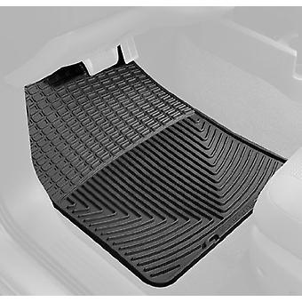 WeatherTech All-Weather Rubber Floor Mat for Select Ford Mustang Models (Black)