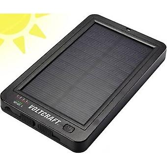 VOLTCRAFT SL-5 SL5 Solar laddare kapacitet (mAh, AH) 6000 mAh