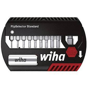 Bit défini 11 pièces Wiha FlipSelector 39039 Allen