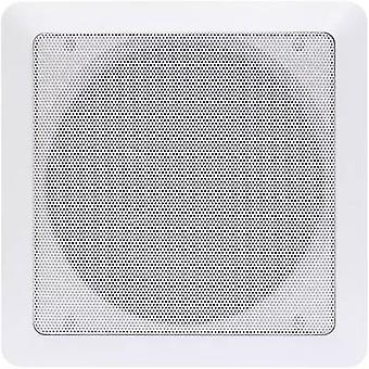 SS622 Flush mount haut-parleur 100 W blanc 1 PC (s)