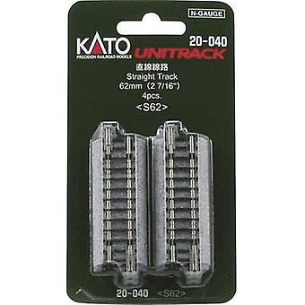 N Kato Unitrack 7078110 Curve 15 ° 249 mm