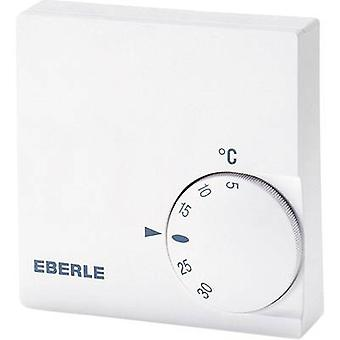 Eberle RTR-E 6124 Indoor thermostat Surface-mount 24 h mode 5 up to 30 °C