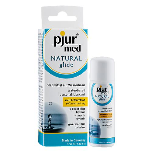 Pjur Med Natural glide personal lubricant 30ml