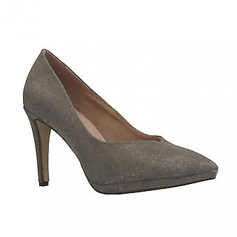 Menbur Womens Court Shoe 09857 Taupe