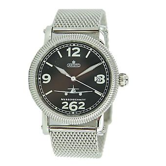 Aristo Messerschmitt mens pilot watch - automatic 4H262-TT