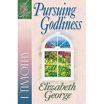 Förföljande gudsfruktan - 1 tim av Elizabeth George - 9780736906654 bok