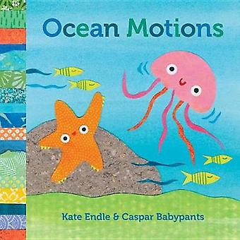 Ocean Motions by Caspar Babypants - 9781632171313 Book
