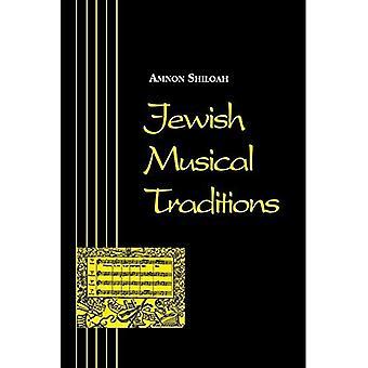 Juif les Traditions musicales (Folklore juif & série anthropologie)