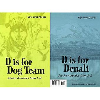 D is for Dog Team: D is for Denali