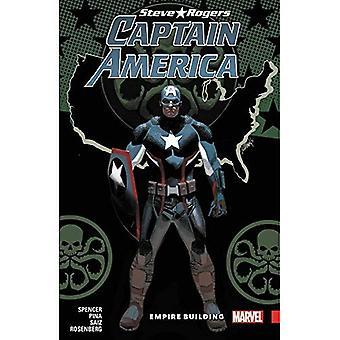 Captain America: Steve Rogers Vol. 3: Empire Building