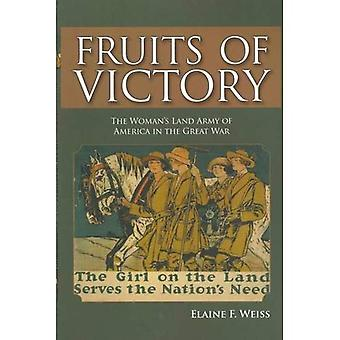 Frukterna av seger: kvinnans mark armén av Amerika i kriget