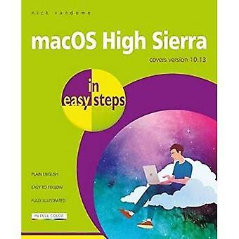macOS High Sierra in easy steps: Covers version 10.13 - In Easy Steps