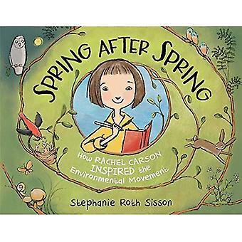 Våren efter våren: Hur Rachel Carson inspirerade miljörörelsen