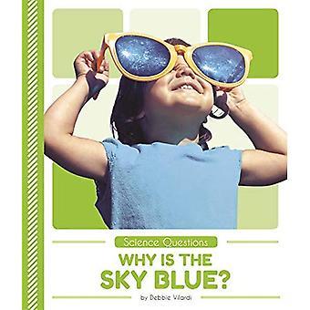 Pourquoi est le bleu du ciel?