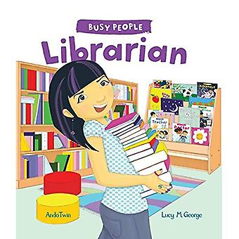 Busy People: Librarian (Busy People)