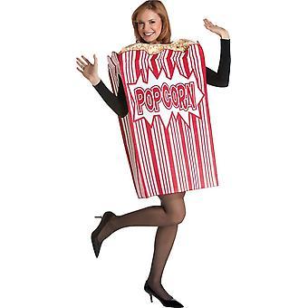 Popcorn Adult Costume