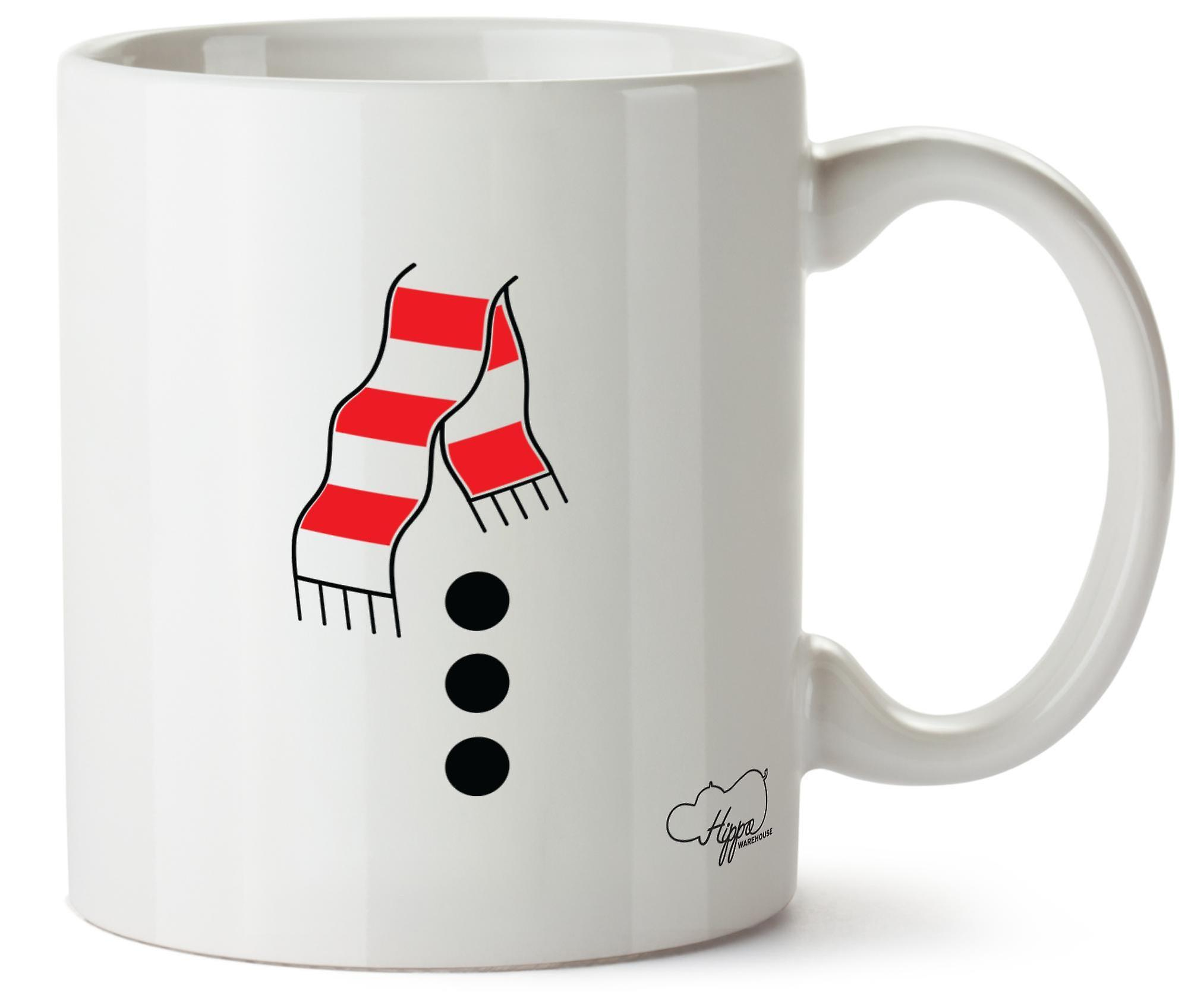 Neige De Fancy Bonhomme 10oz Tasse Mug Dress Hippowarehouse zMGSpVqU