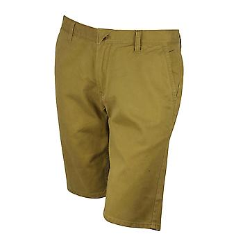 Quiksilver Mens Everyday Chino Casual Shorts - Khaki Brown