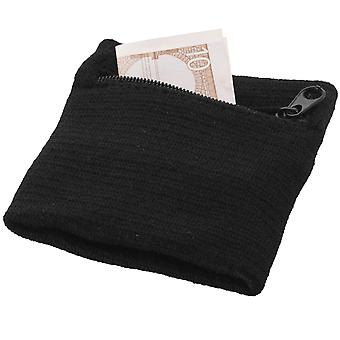 Bullet Brisky Sweatband With Zipper (Pack of 2)