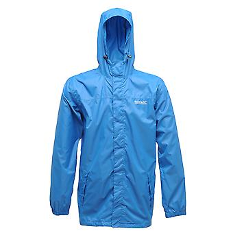 Regatta Great Outdoors Mens Outdoor Classics Pack It Hooded Waterproof Jacket