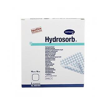 Hydrosorb ハイドロゲル ドレッシング 10 Cm × 10 Cm 5