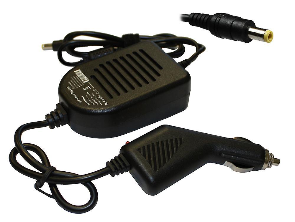 Acer Aspire 4710 portable Compatible alimentation DC adaptateur chargeur de voiture