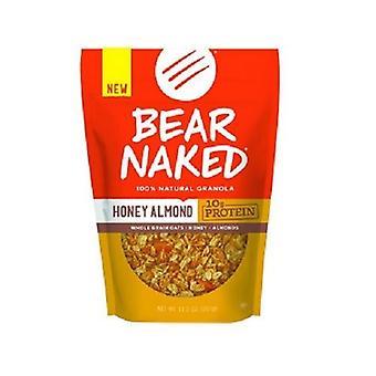 熊 裸蜂蜜杏仁格兰诺拉
