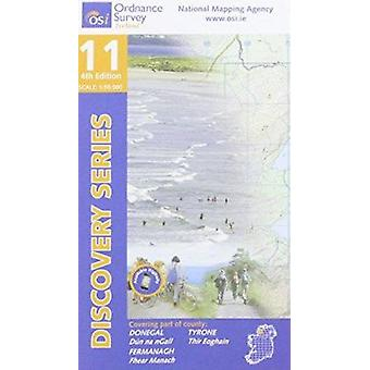 Donegal (South) (4th Revised edition) by Ordnance Survey Ireland - 97
