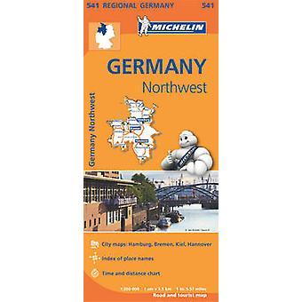 Germany Northwest - 9782067183544 Book