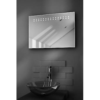 Audio Bathroom Shaver Mirror With Bluetooth & Sensor K12sAud