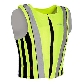 Oxford Yellow Brighttop Active Motorcycle Safety Vest