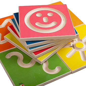 Selecta sensorische perceptie spel (3600)