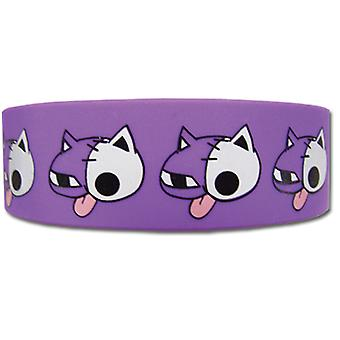 Wristband - Panty & Stocking - New Hollow Kitty Gifts PVC Bracelet ge88017